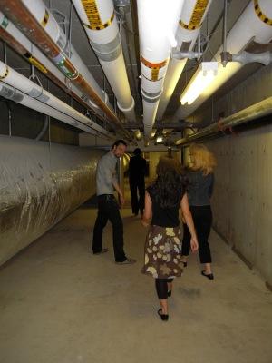 Those mythical tunnels under the University of Washington? They do exist!