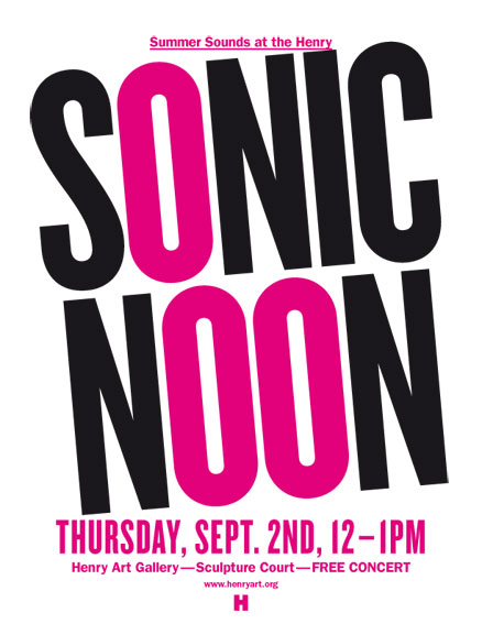 Sonic Noon image for September 2