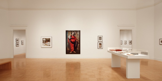 Out [o] Fashion Photography: Embracing Beauty is open through Sept 1 (Photo credit: R.J. Sanchez)