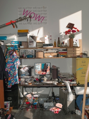 Sol Hashemi. Untitled (Office Clutter Vol. 2).