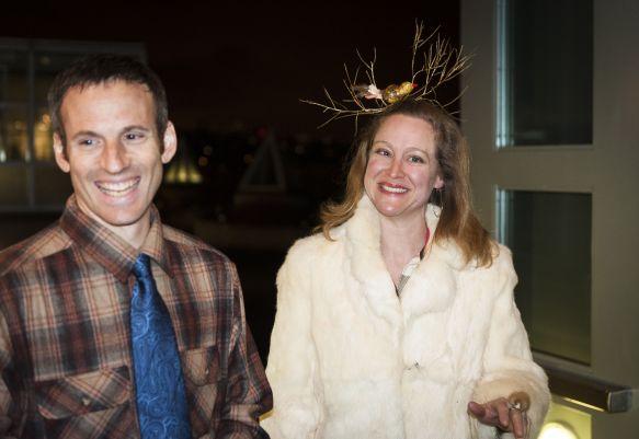Leo Berk & Claire Cowie