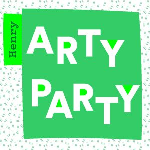 It's Arty Party Time!