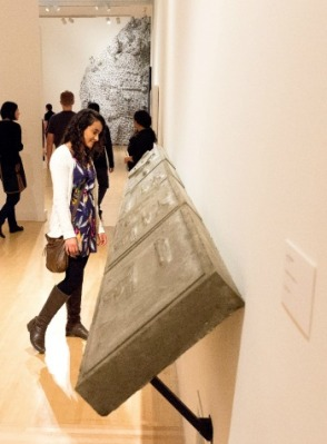 From the 2013 preview, be the first to se ethese amazing artists. Photo by Dan Bennett.