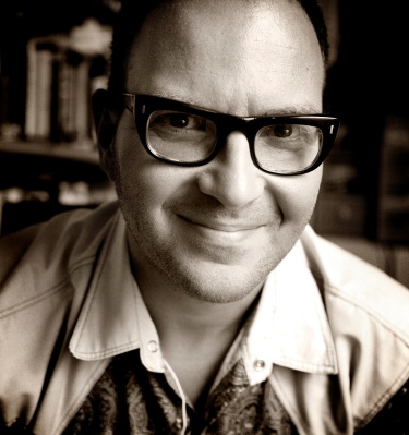 Cory Doctorow. Photo credit: Jonathan Worth.
