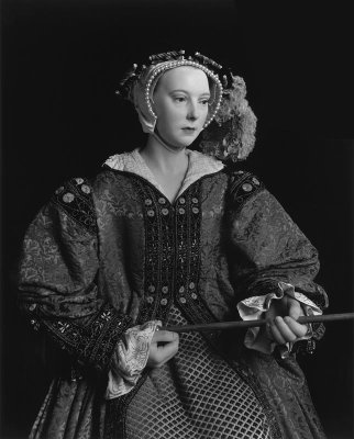 Hiroshi Sugimoto. Catherine Parr, 1999. Gelatin silver print. Henry Art Gallery, Virginia and Bagley Wright Collection, 2014.185. Courtesy of Fraenkel Gallery, San Francisco. Copyright Hiroshi Sugimoto.